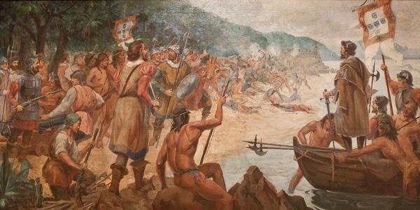 A batalha de Uruçumirim