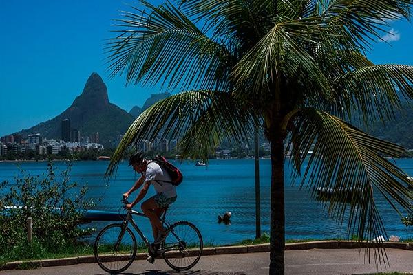 Ciclovia Lagoa Rodrigo de Freitas
