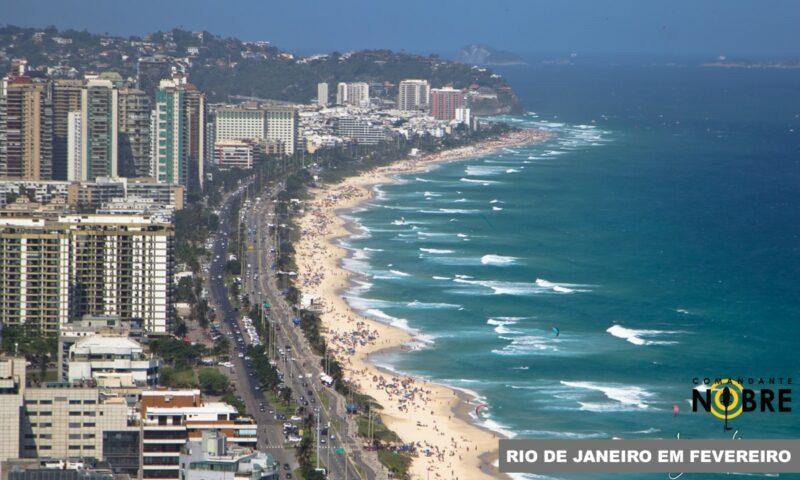 Melhores passeios no Rio de Janeiro em Fevereiro