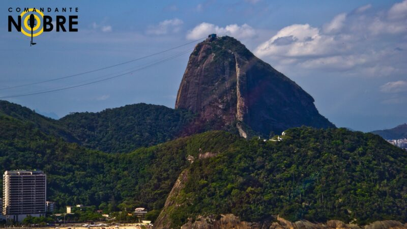 Passeio de Helicóptero no Pão de Açucar - Rio de Janeiro