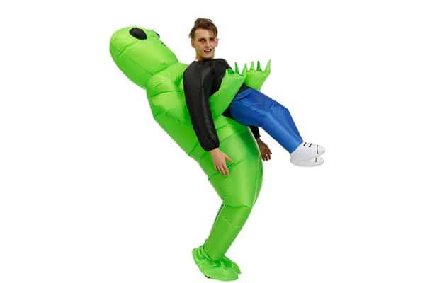 Prepare your costume