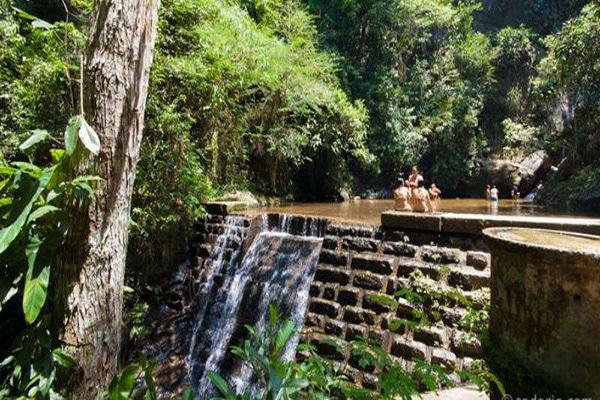 Trilha das Cachoeiras do Horto