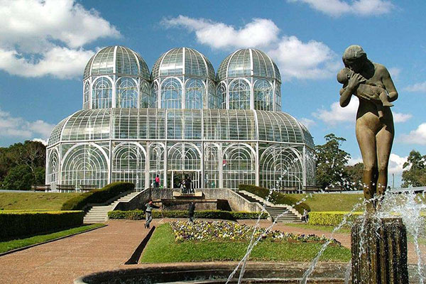 Monumentos do Jardim Botânico