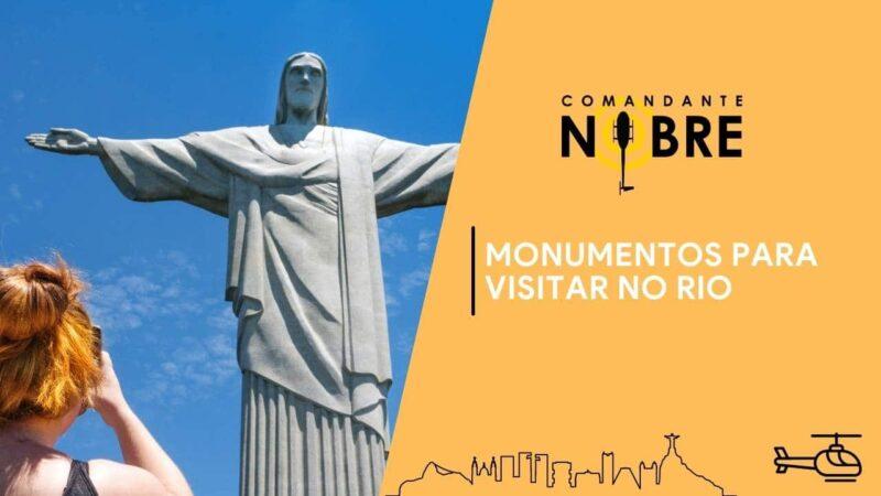 Monumentos para visitar no Rio de Janeiro