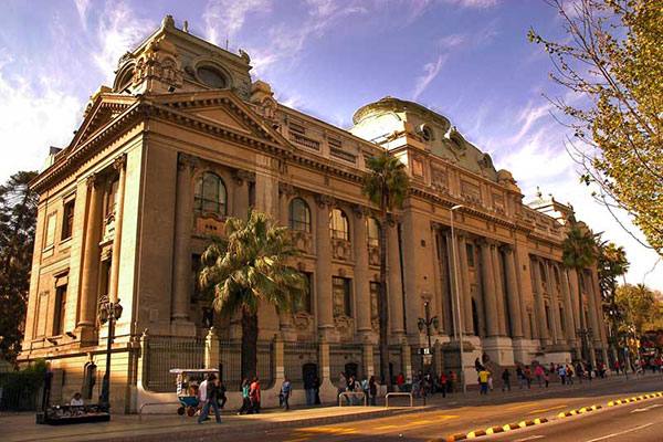 Museu Nacional de Belas Artes, Lugar histórico no Rio de Janeiro