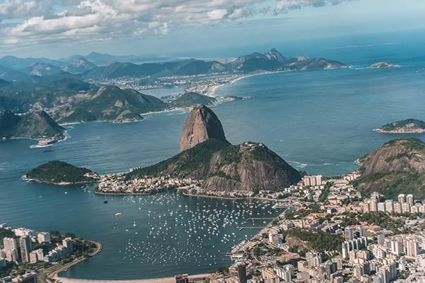 Passeio pão de açucar no Rio de Janeiro
