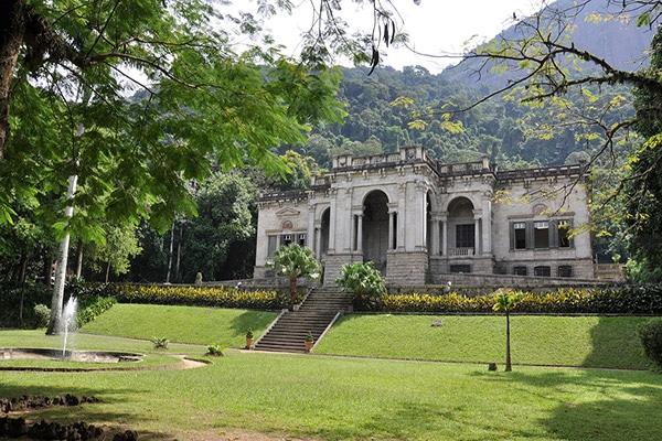 Parques ecologicos no Rio de Janeiro