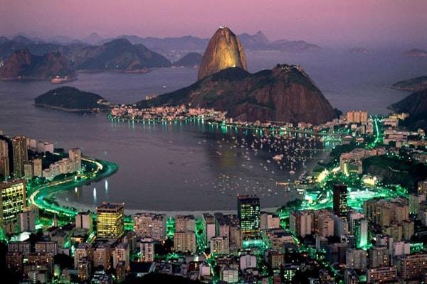 Passeios na noite do RIo de Janeiro