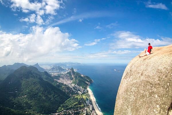 Pedra da Gávea Rj