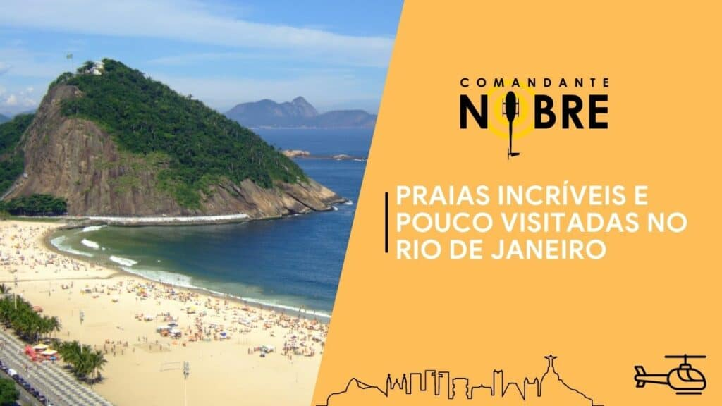 Praias incríveis e pouco visitadas no Rio de Janeiro