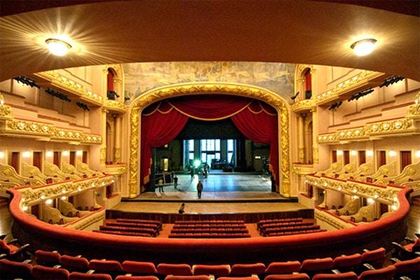 Passeio no Teatro Municipal do Rio de Janeiro