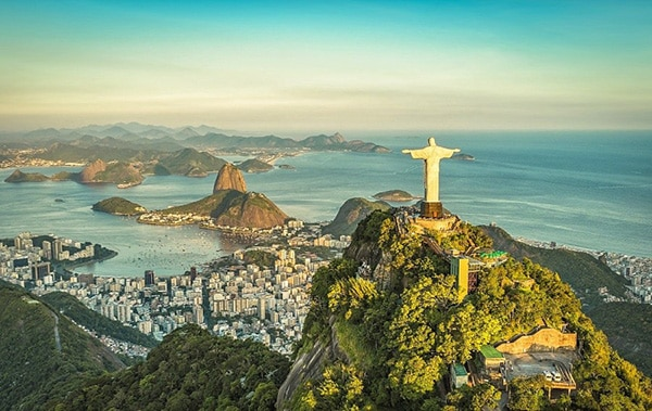 O Rio já foi capital europedia