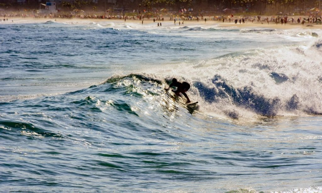 Surf em Ipanema