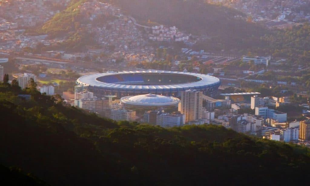 estádio do Maracanã,