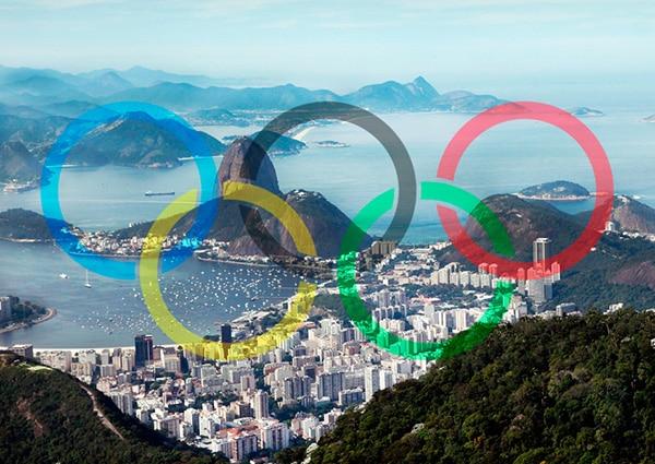 O Rio de Janeiro foi sede dos jogos olímpicos de 2016