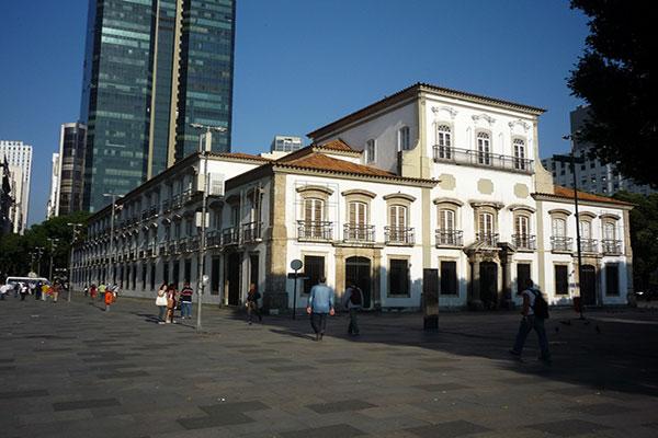 Paço Imperial no Rio de Janeiro