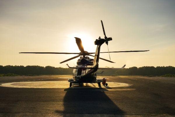 Passeio e Viagem de Helicóptero é seguro?