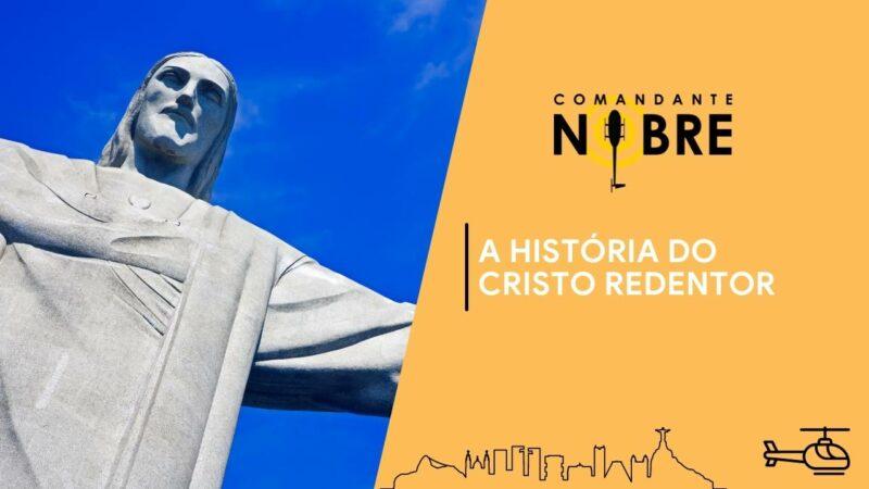 Imagem do cristo redentor.