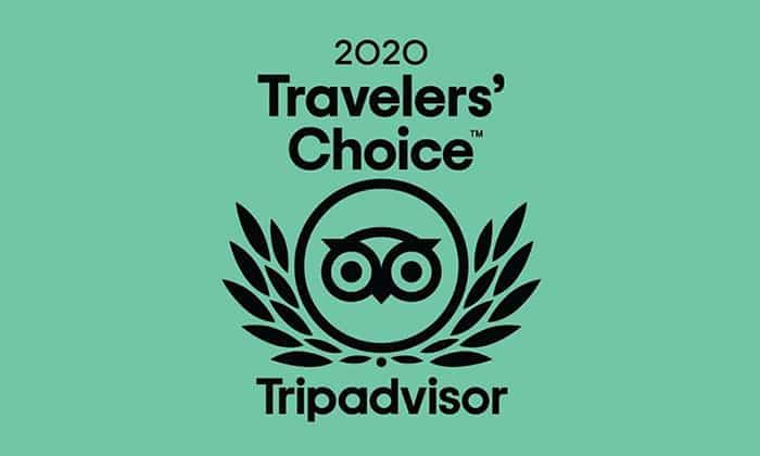Prêmio Traveler´s Choice no Trip Advisor de melhor passeio de helicóptero no Rio de Janeiro