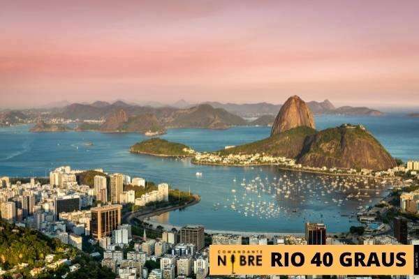 Foto do Rio de Janeiro do Passeio Rio 40 Graus