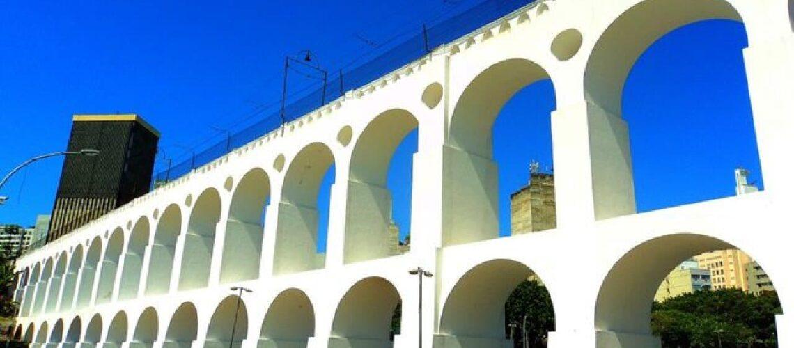 10 Curiosidades sobre o Arco da Lapa no Rio de Janeiro