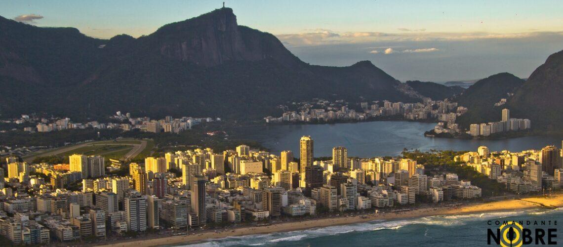 Curiosidades sobre voo panorâmico no Rio de Janeiro